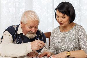 хоспис для пенсионеров