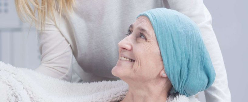 онкология у бабушки