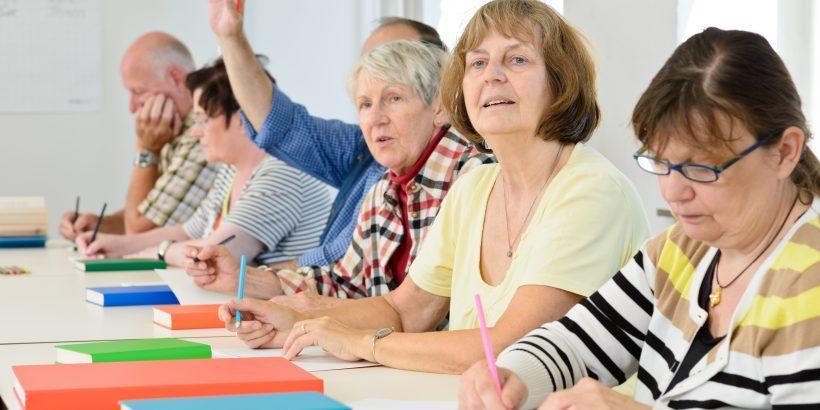 занятия для пожилых в доме престарелых