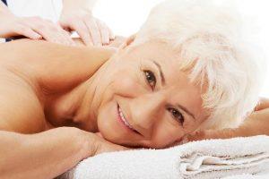 массаж для престарелых