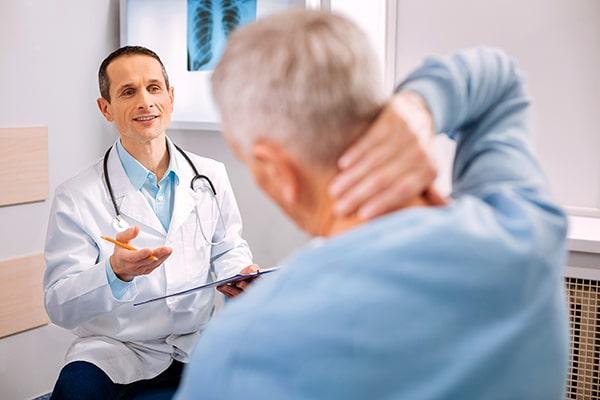 назначение врача при остеохондрозе