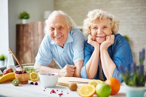 питание пенсионеров
