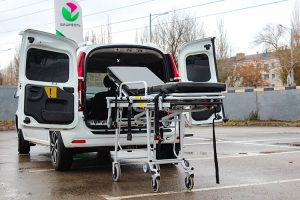 транспортировка инвалидов