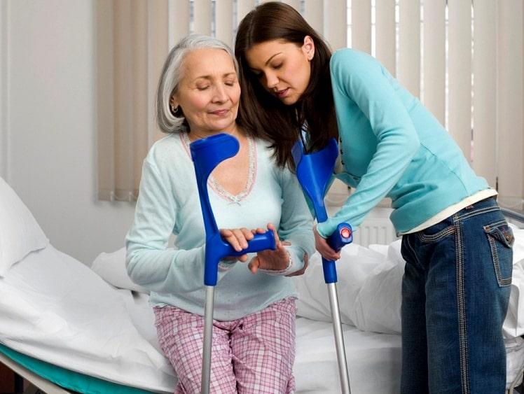 травмы у пенсионеров